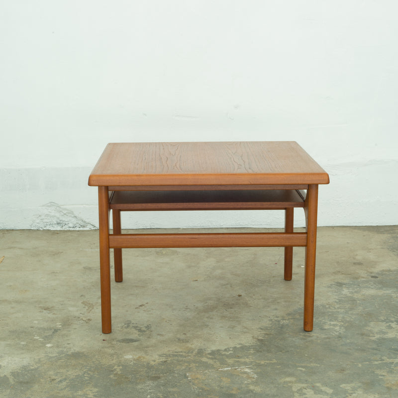 Mid-century Teak Coffee Table by Trioh, Denmark c.1960