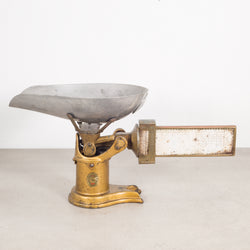 Antique Cast Iron Candy Store Scale c.1915