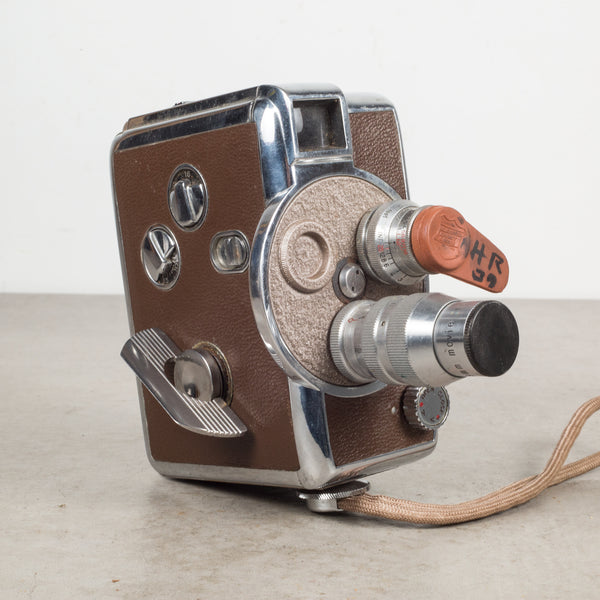 Revere 8mm Movie Camera c.1950