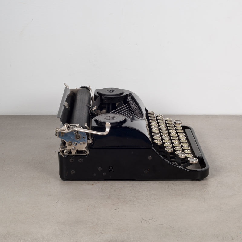 Antique Depression Era Royal Junior Typewriter c. 1935