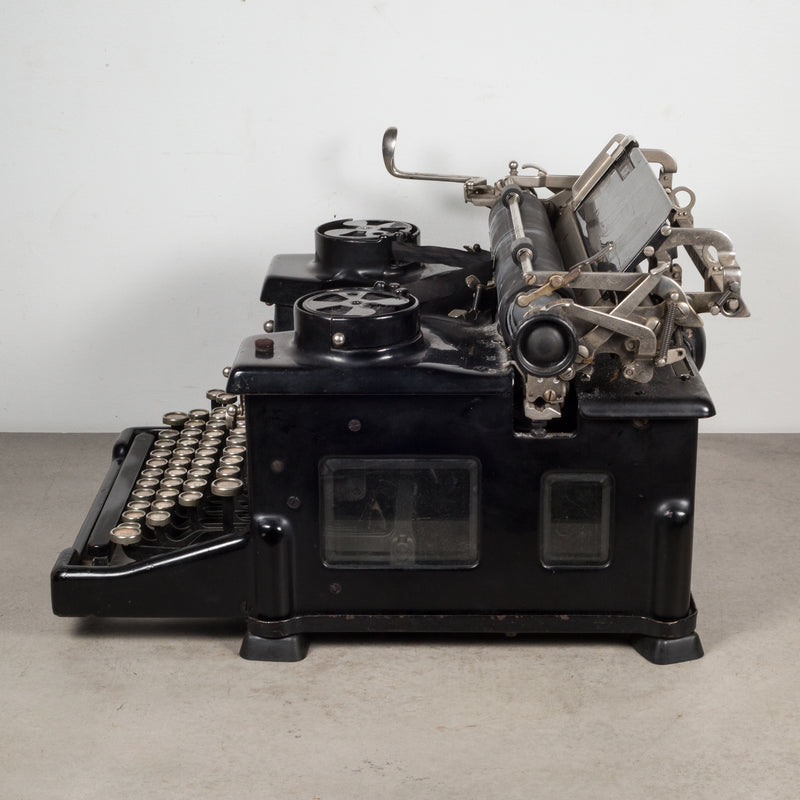 Antique Royal Standard Typewriter c.1921