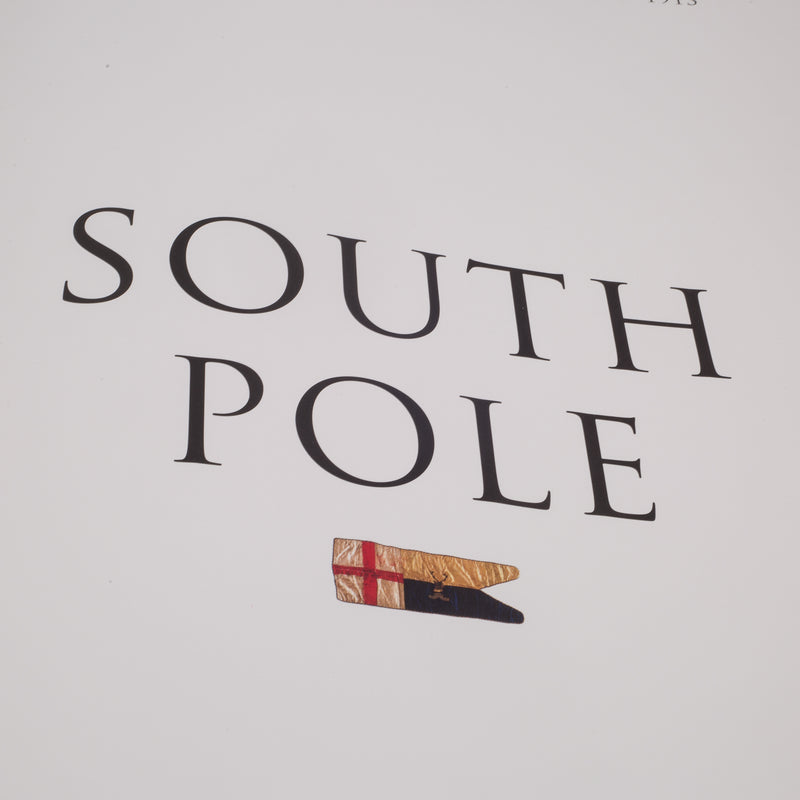 "Oversized Limited Edition Extra Large ""South Pole: The British Antarctic Expedition 1910-1913"""