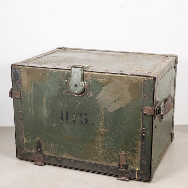 WWll Era Portable Officer's Field Desk c.1942