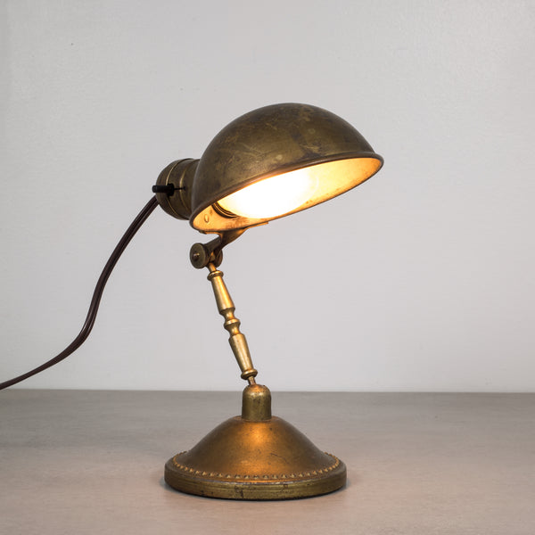 Early 20th c. Adjustable/Mountable Mini Light c.1920