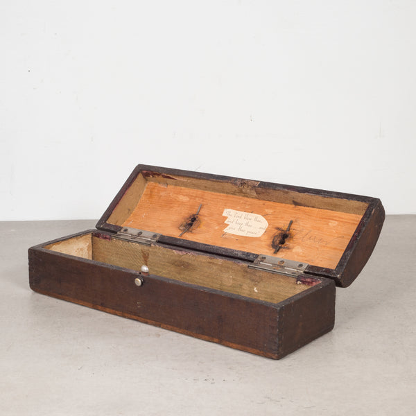 Vintage Catholic Sacrament Box c.1940