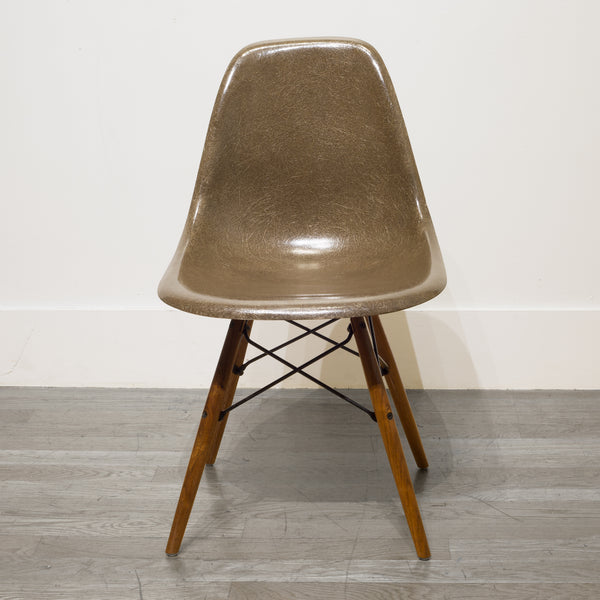 Eames for Herman Miller Fiberglass DSW Shell Chair c.1950s