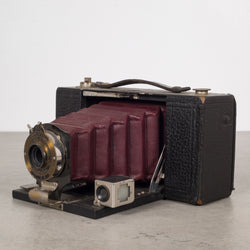 Antique Eastman Kodak No 1 Pocket Kodak Folding Camera C 1926 S16 Home