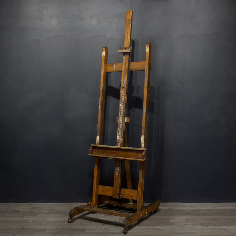 Mid-century Collapsible Anco Bilt Artist's Easel c.1950