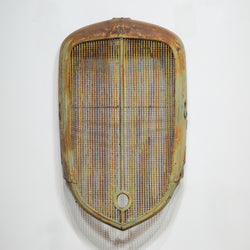 Vintage Chevy Car Grill c.1940
