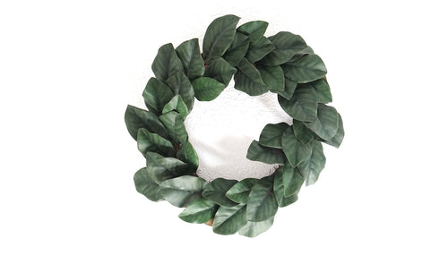 Magnolia Wreath Large