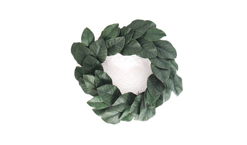 Magnolia Wreath Medium