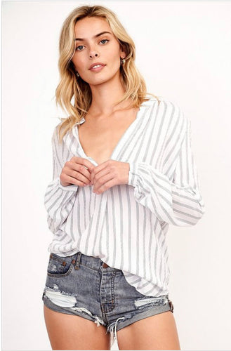Mika Striped Top