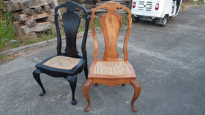 Dining Chairs (Queen Anne)