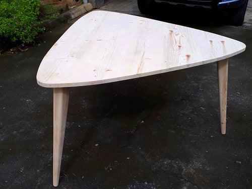 Triangular Dining Table