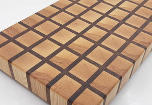 Squared Butcher Block