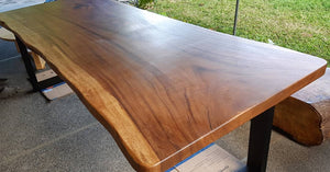 Acacia Live Edge Table