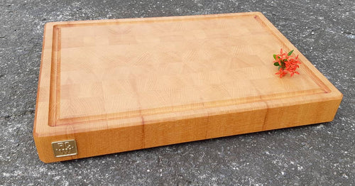 Beech Wood Butcher Block