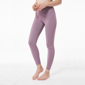 Colorvalue Basic Yoga Leggings - Lotus Root