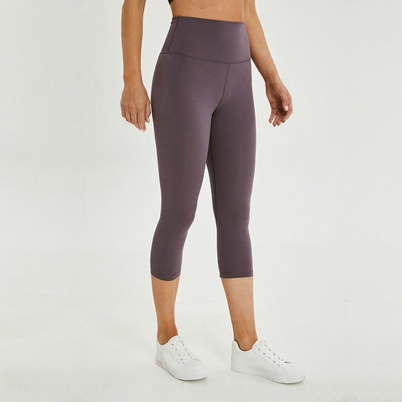 Soft Butter Cropped Leggings