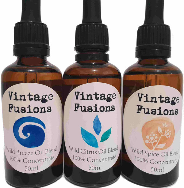 100% Natural Concentrated Oil Blend 50mL