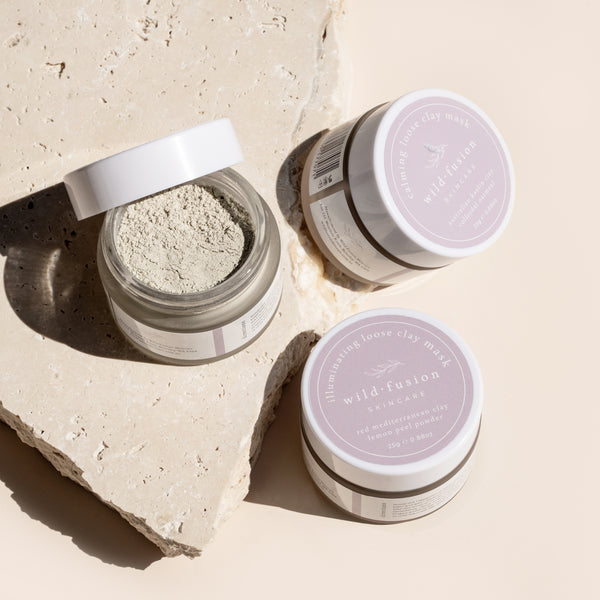 Purifying Loose Clay Mask 25g