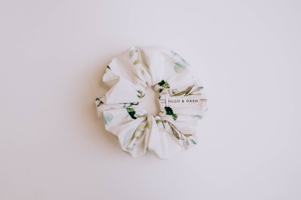 """Rose Garden"" Scrunchie"