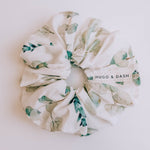 """Argyle Apple"" Scrunchie"