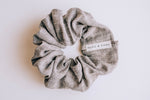 """Cloud Linen"" Scrunchie"