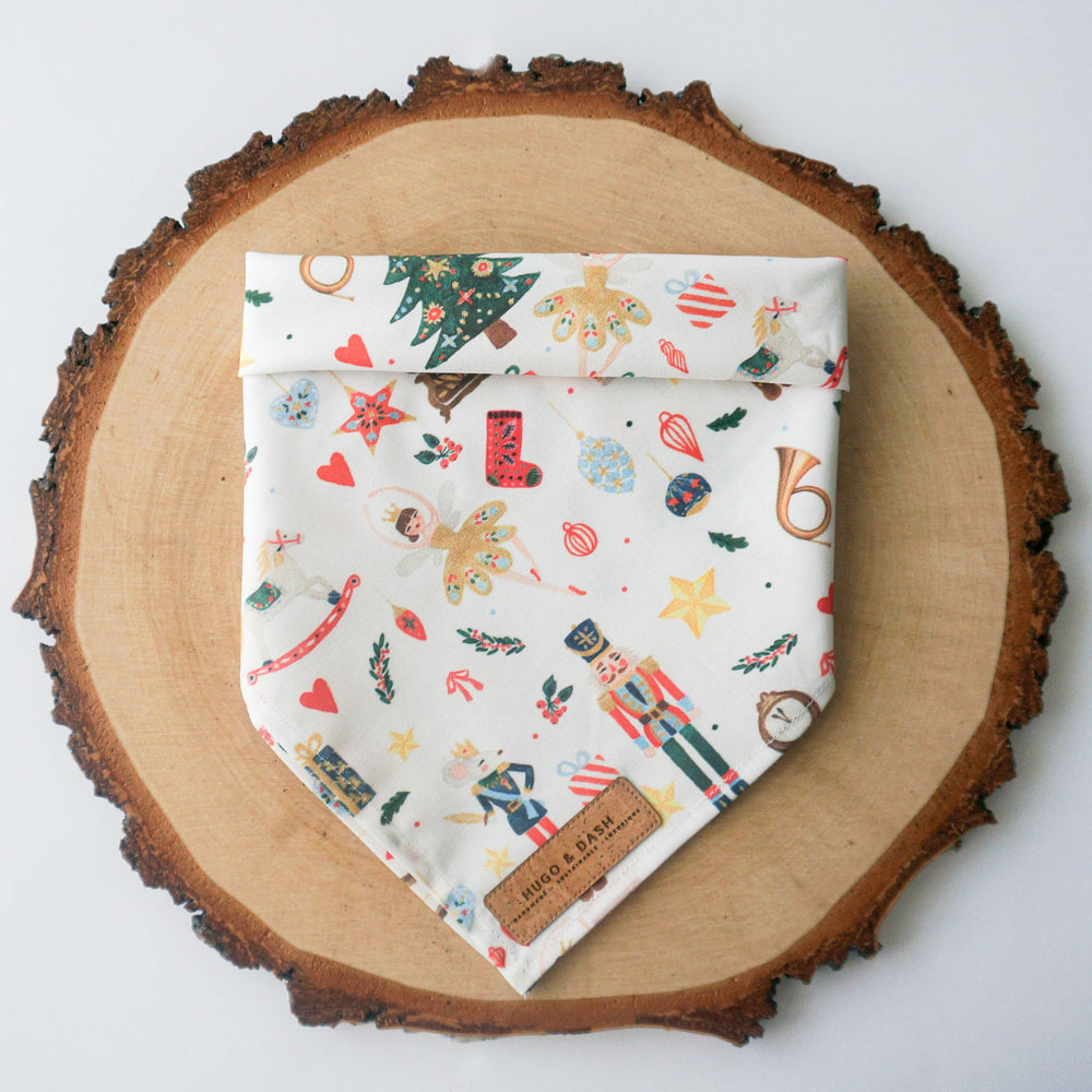 """The Nutcracker"" Pet Bandana"