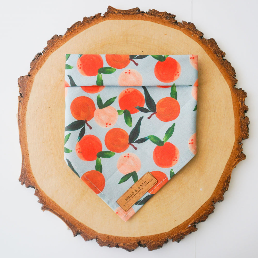 """Peaches and Cream"" Bandana"