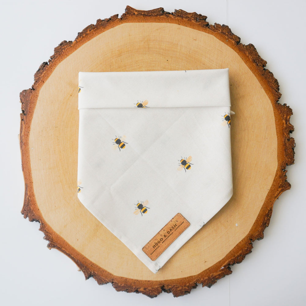 """Honey Bee"" Bandana"