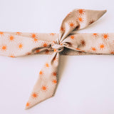"""Golden Afternoon"" Neckerchief"