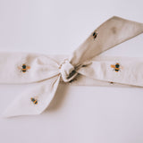 """Honey Bee"" Neckerchief"