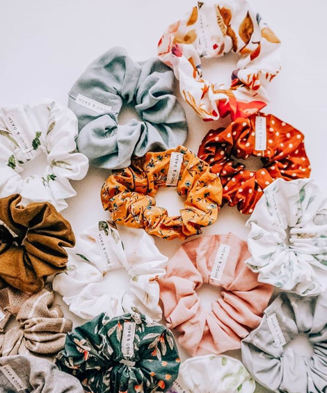 Scrunchies Complete Set