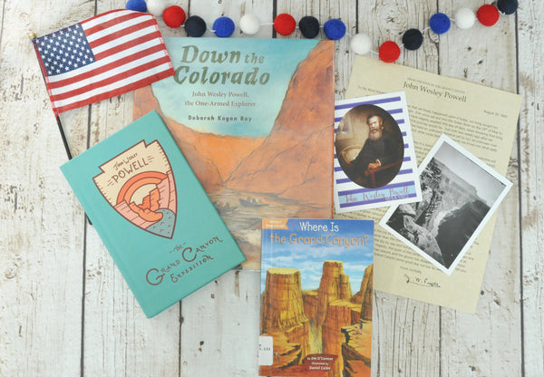 Books about John Wesley Powell