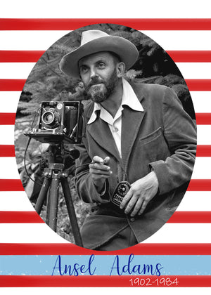 Ansel Adams Letter: Digital Download