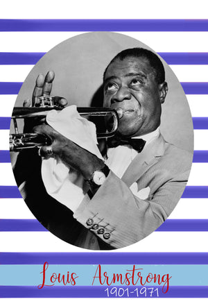 Louis Armstrong Letter: Digital Download