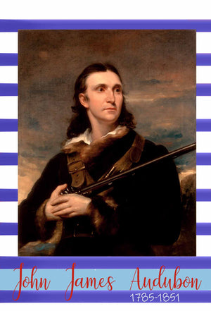 John James Audubon Letter: Digital Download