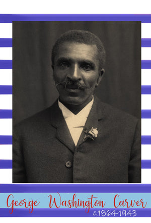 George Washington Carver Letter: Digital Download