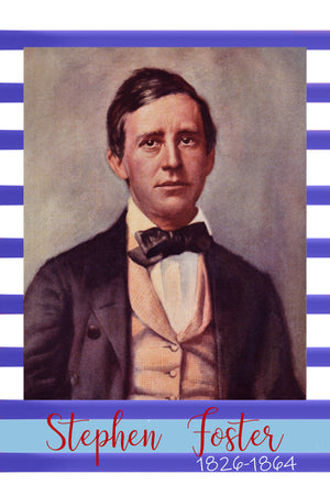 Stephen Foster Letter: Digital Download
