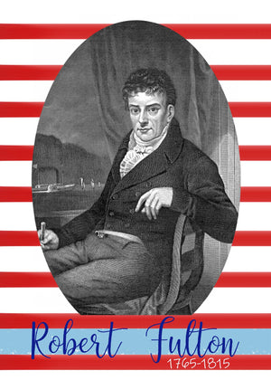 Robert Fulton Letter: Digital Download
