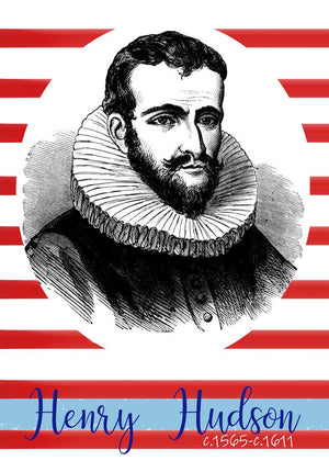 Henry Hudson Letter: Digital Download