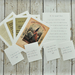 Francis Scott Key Printables