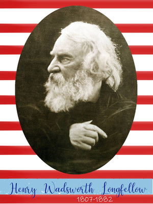 Henry Wadsworth Longfellow Letter: Digital Download