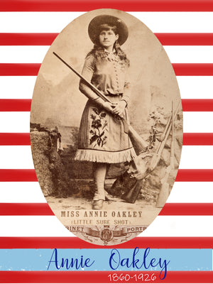 Annie Oakley Letter