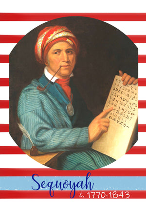 Sequoyah Letter: Digital Download