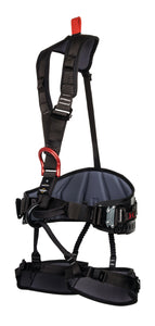 Side View of Singing Rock Roof Master Harness