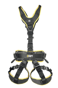 Harness for Working at Height in yellow