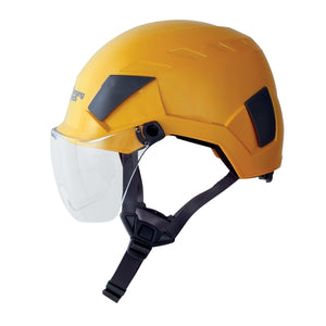 Singing Rock Cover - protective shield for Flash helmets - VerxAustralia