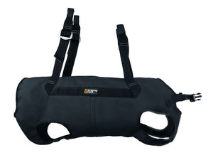 Emergency Rescue Harness for Dogs in Black
